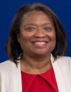 Wanda Ellison-Osborne, Treasurer